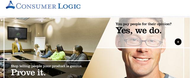 Conumer Logic