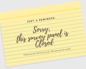 Closed Panel Logo