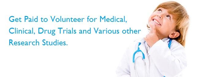 paid clinical trials