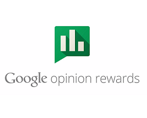 Google Opinion Rewards Panel Logo