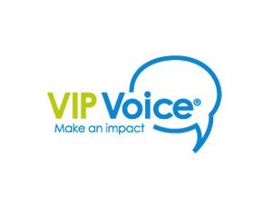 VIP Voice Panel Logo